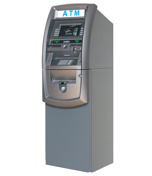Genmega G2500 ATM Machine2
