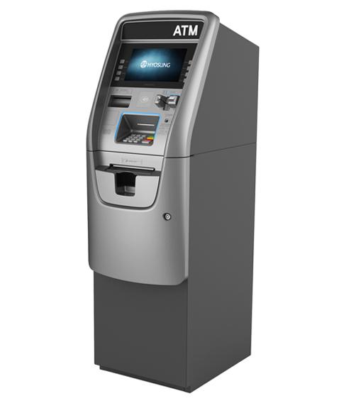 Nautilus Hyosung Halo II Series ATM Machine 2