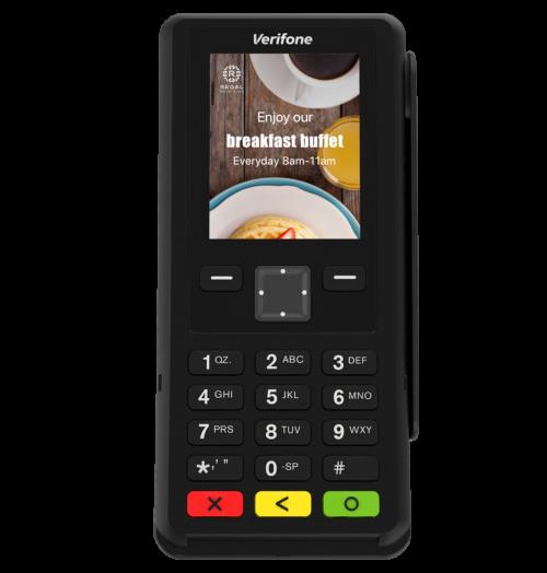 Verifone VX805 - Split First ATM - Credit Card Processing