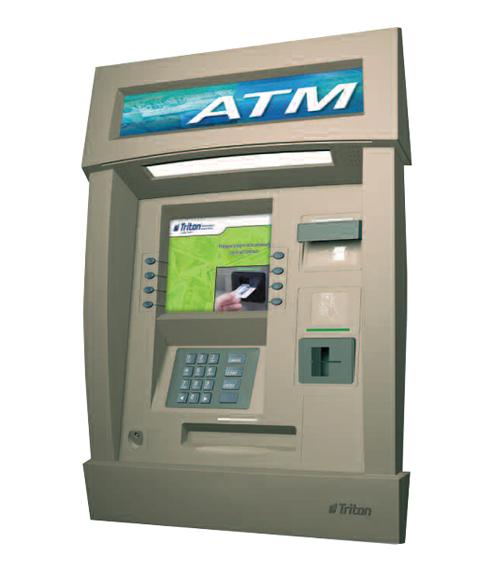 Triton FT5000 Series ATM Machine